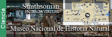 Entrada virtual museo de historia natural Smithsonian