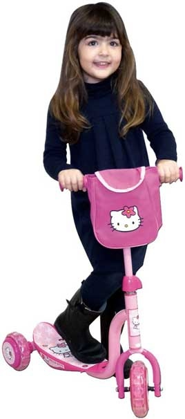 comprar patinete de hello kitty