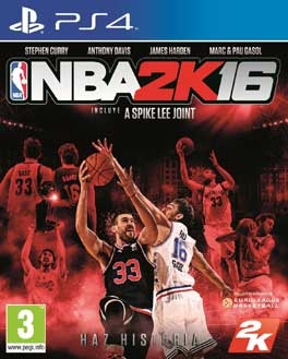 comprar NBA 2K16 en amazon
