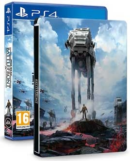 Star Wars: Battlefront - Edición Reserva con Steelbook (solo en Amazon)