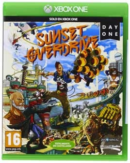 comprar Sunset Overdrive - Day One Edition en amazon