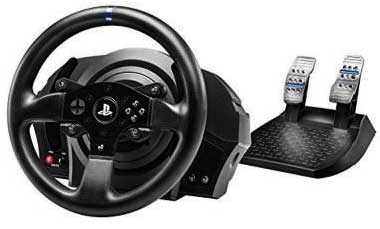 Thrustmaster - Volante T300 RS (PS4, PS3, PC)