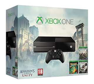 comprar Xbox One - Consola Sin Kinect + Assassin's Creed: Unity + Extras