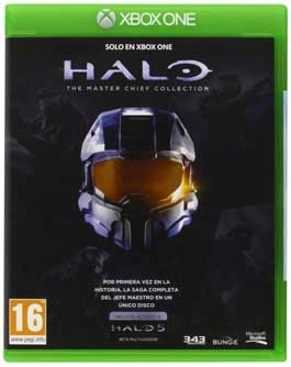comprar Halo - The Master Chief Collection en amazon