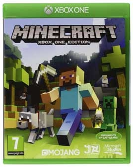 comprar Minecraft en amazon para xbox one