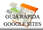 Guía rapida de google sites